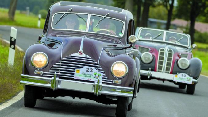 ADAC Landpartie Classic - Foto: Vivian Rheinheimer