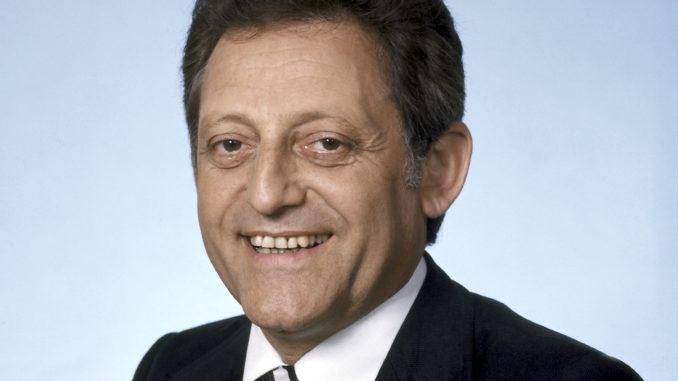 Hans Rosenthal. Foto: ZDF / Renate Schäfer