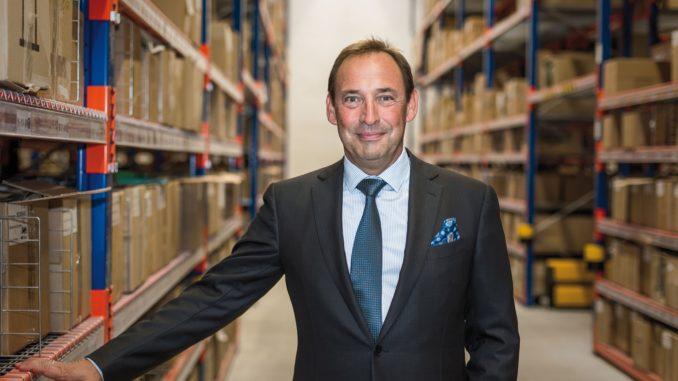 Frank Becker (Collonil Gesellschafter/ President & CEO)